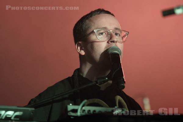 HOT CHIP - 2013-11-02 - PARIS - Grande Halle de La Villette