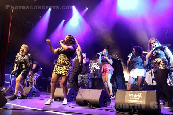 HOUSE GOSPEL CHOIR - 2018-10-18 - PARIS - La Cigale