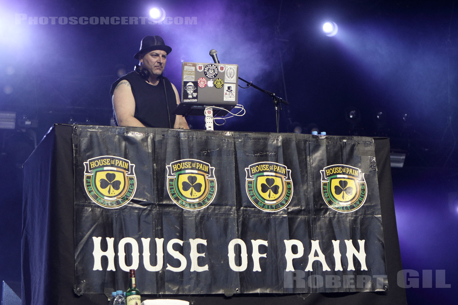 HOUSE OF PAIN - 2017-06-24 - PARIS - Hippodrome de Longchamp - Domino