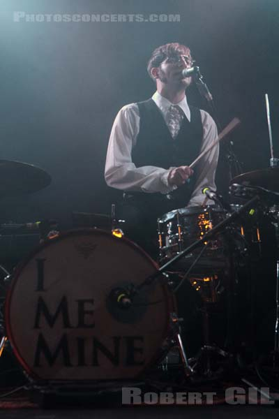 I ME MINE - 2015-10-16 - PARIS - La Boule Noire