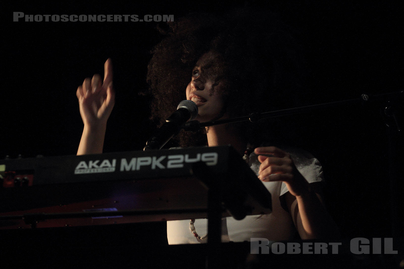 IBEYI - 2015-07-01 - PARIS - Philharmonie de Paris 2