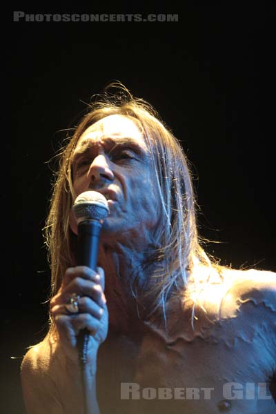 IGGY POP AND THE STOOGES - 2007-07-03 - PARIS - Palais des Sports