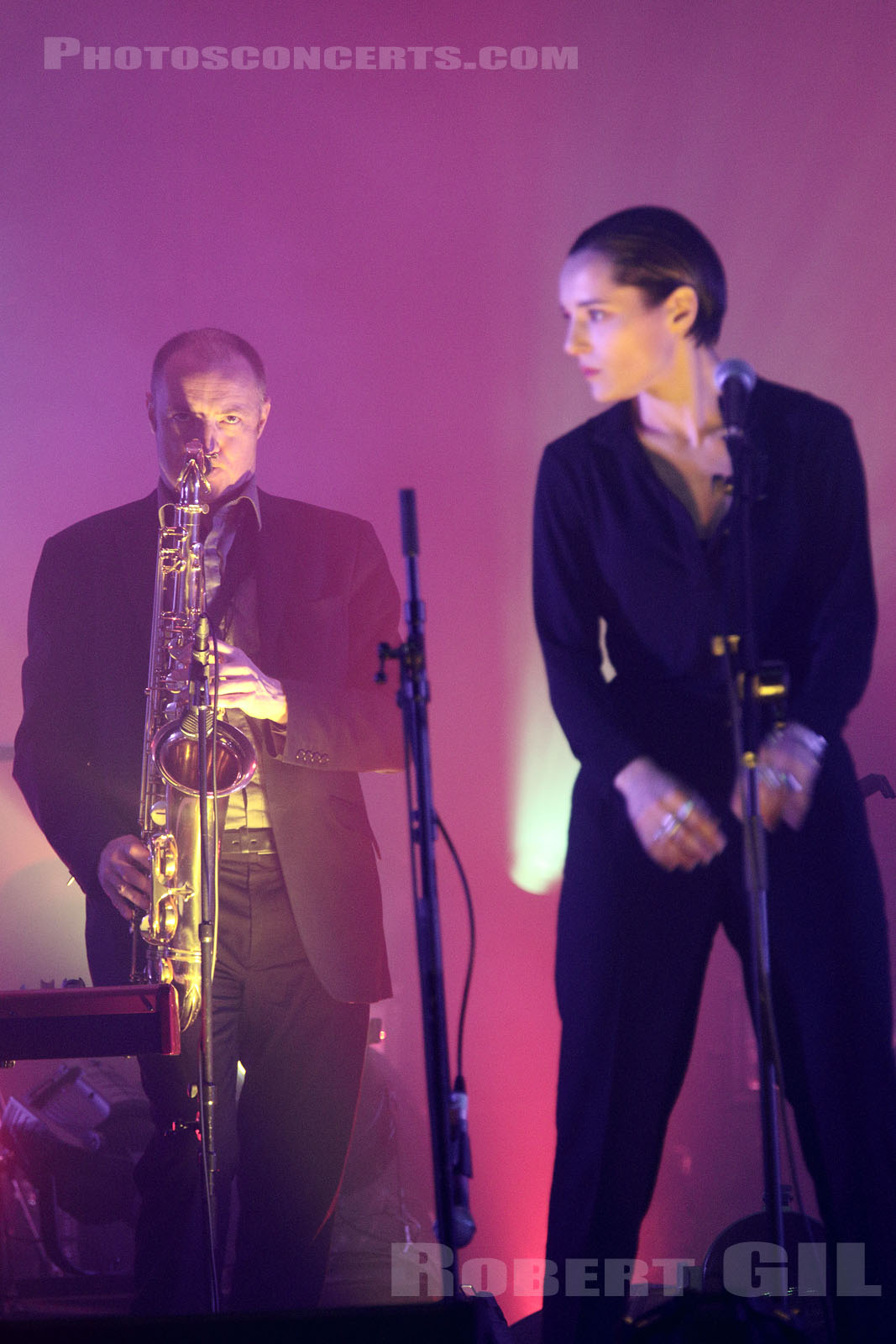 IN DREAMS - DAVID LYNCH REVISITED - 2015-11-22 - PARIS - Philharmonie de Paris 2