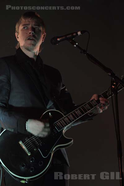 INTERPOL - 2011-03-15 - PARIS - Zenith
