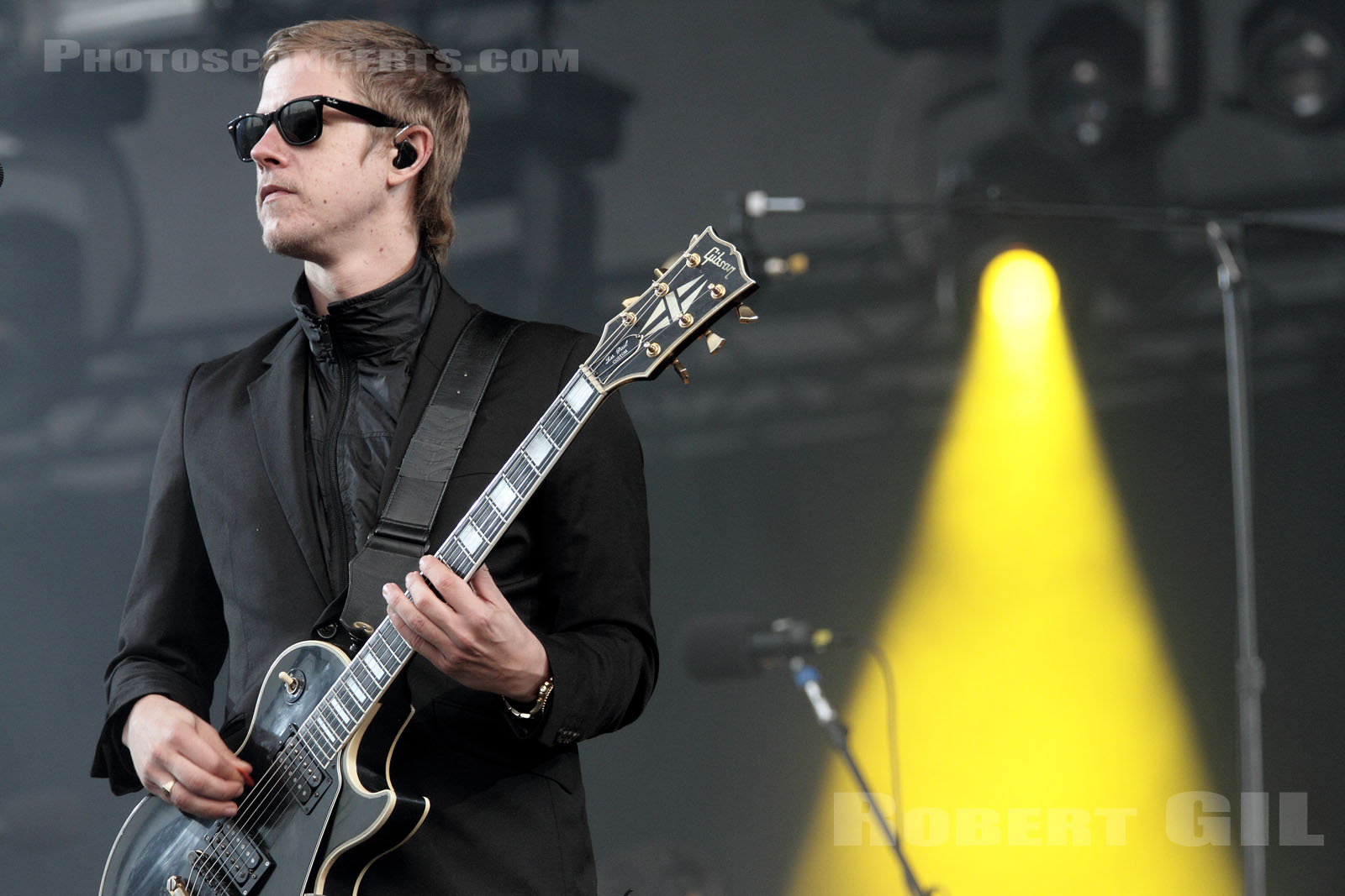 INTERPOL - 2011-08-27 - SAINT CLOUD - Domaine National - Grande Scene