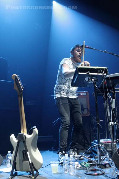 JACK GARRATT - 2015-07-07 - PARIS - Olympia