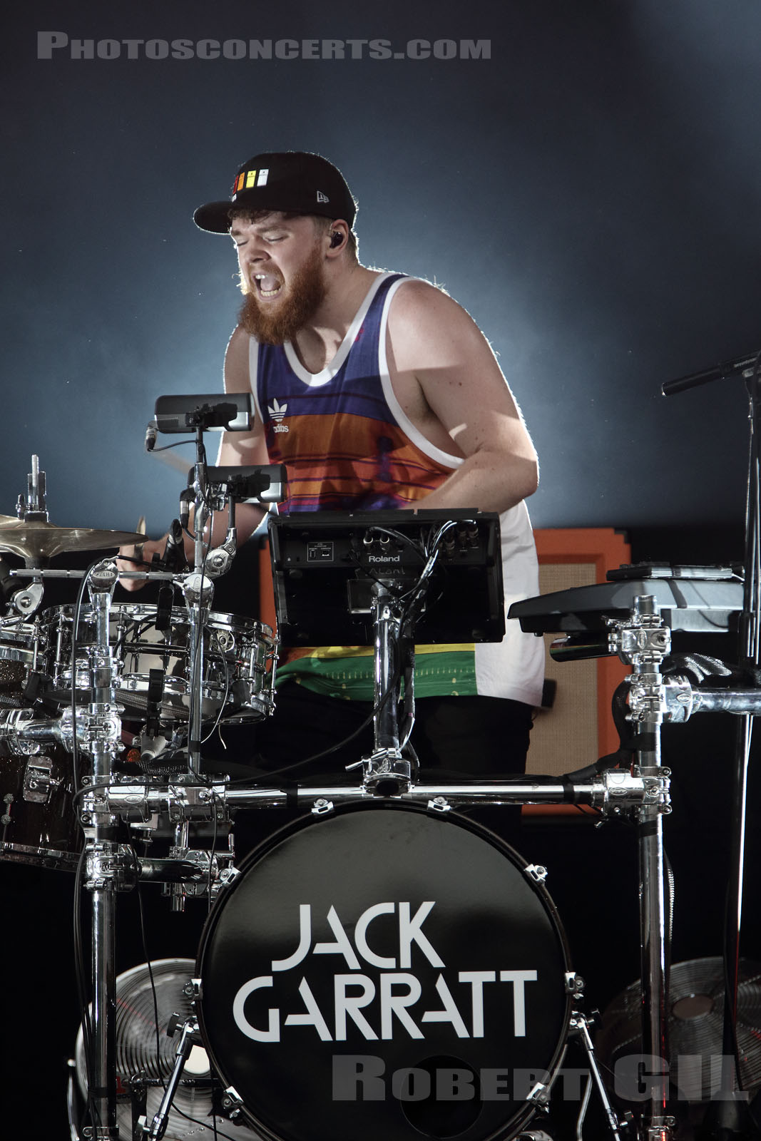 JACK GARRATT - 2016-08-26 - SAINT CLOUD - Domaine National - Scene Pression Live