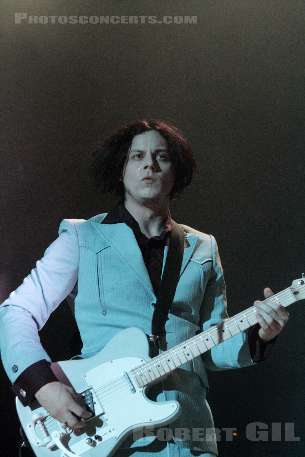 JACK WHITE - 2012-04-22 - PARIS - La Cigale
