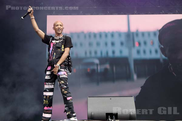 JADEN SMITH - 2019-07-20 - PARIS - Hippodrome de Longchamp - Alternative Stage