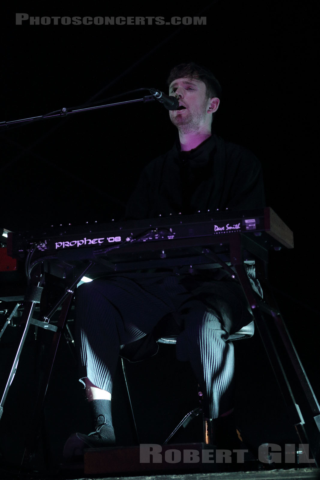 JAMES BLAKE - 2019-05-31 - NIMES - Paloma - Flamingo