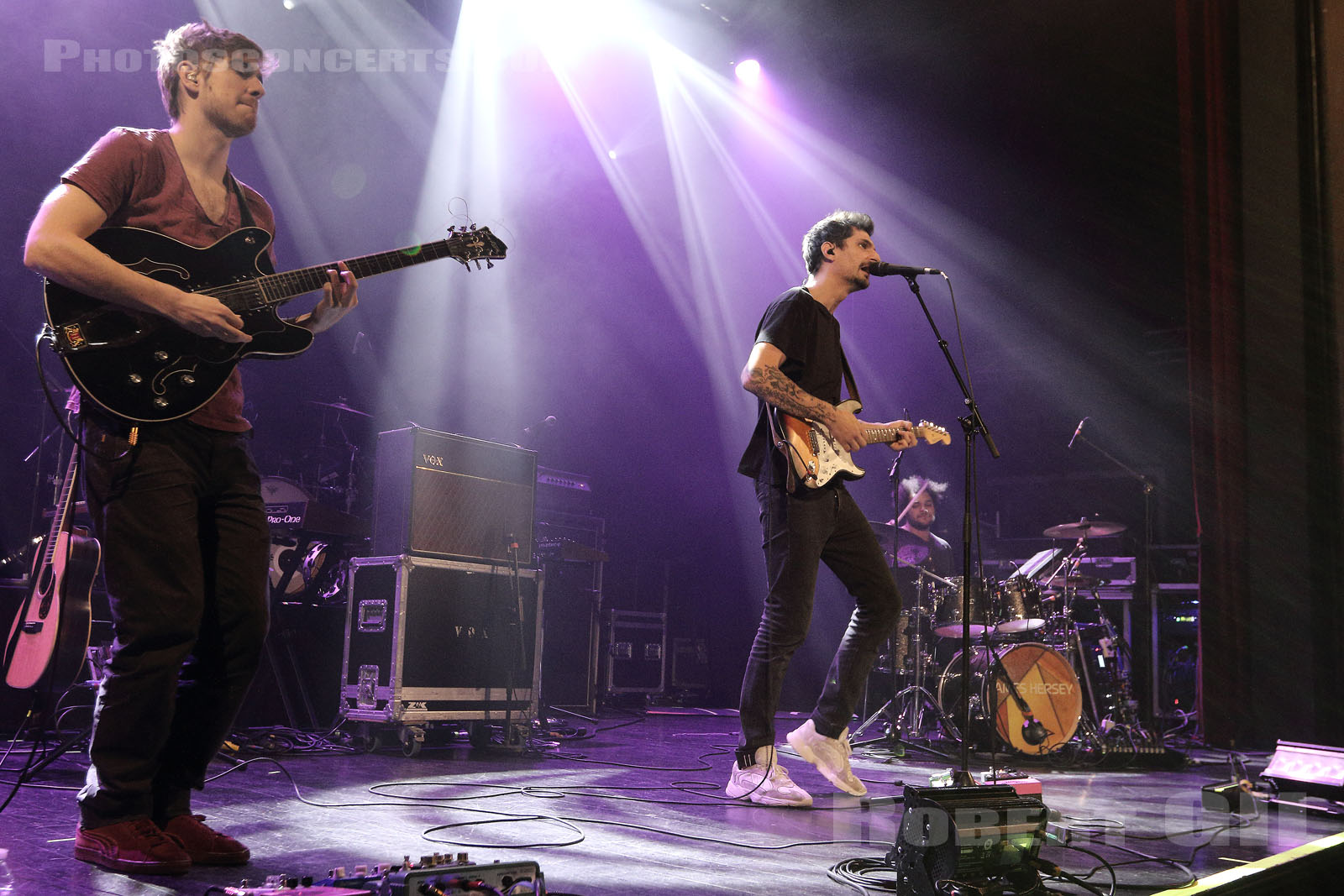 JAMES HERSEY - 2018-11-08 - PARIS - Le Trianon