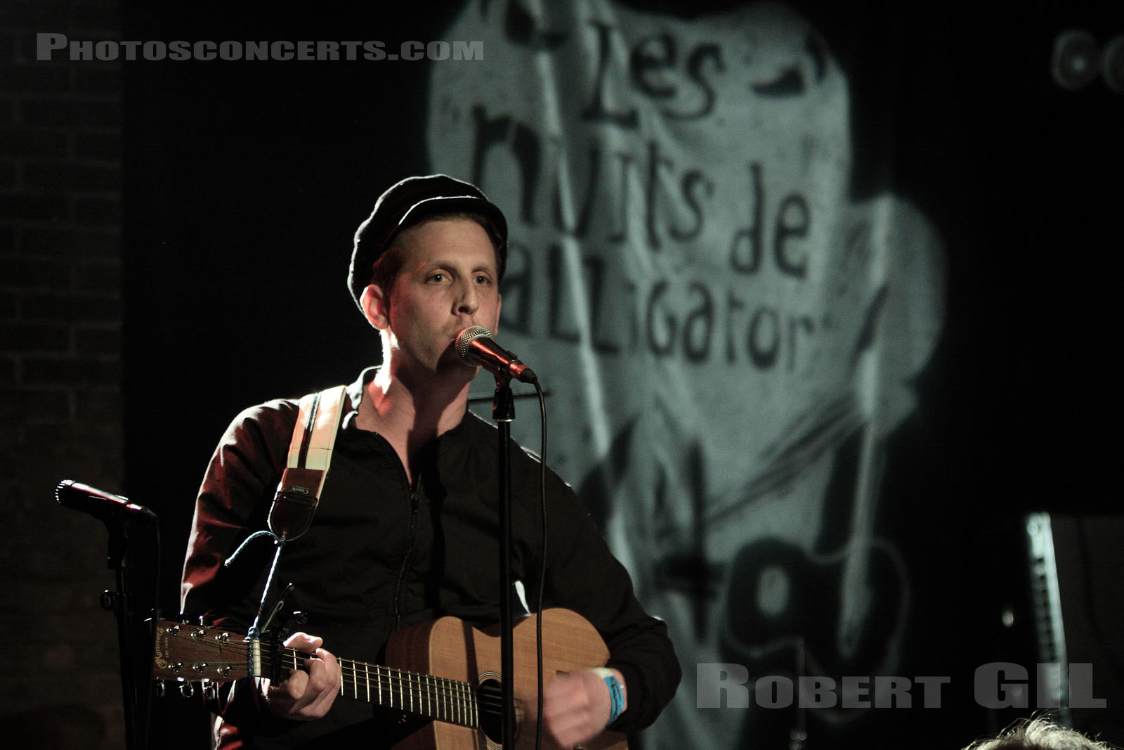 JAMES LEVY - 2010-02-27 - PARIS - La Maroquinerie