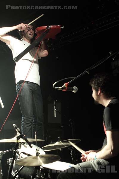 JAPANDROIDS - 2010-02-15 - PARIS - Point Ephemere