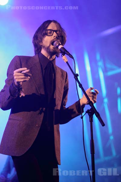 JARVIS COCKER - 2009-08-01 - PAREDES DE COURA (Portugal) - Praia do Tabuao