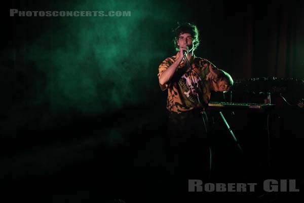 JAZZBOY - 2018-11-26 - PARIS - La Cigale