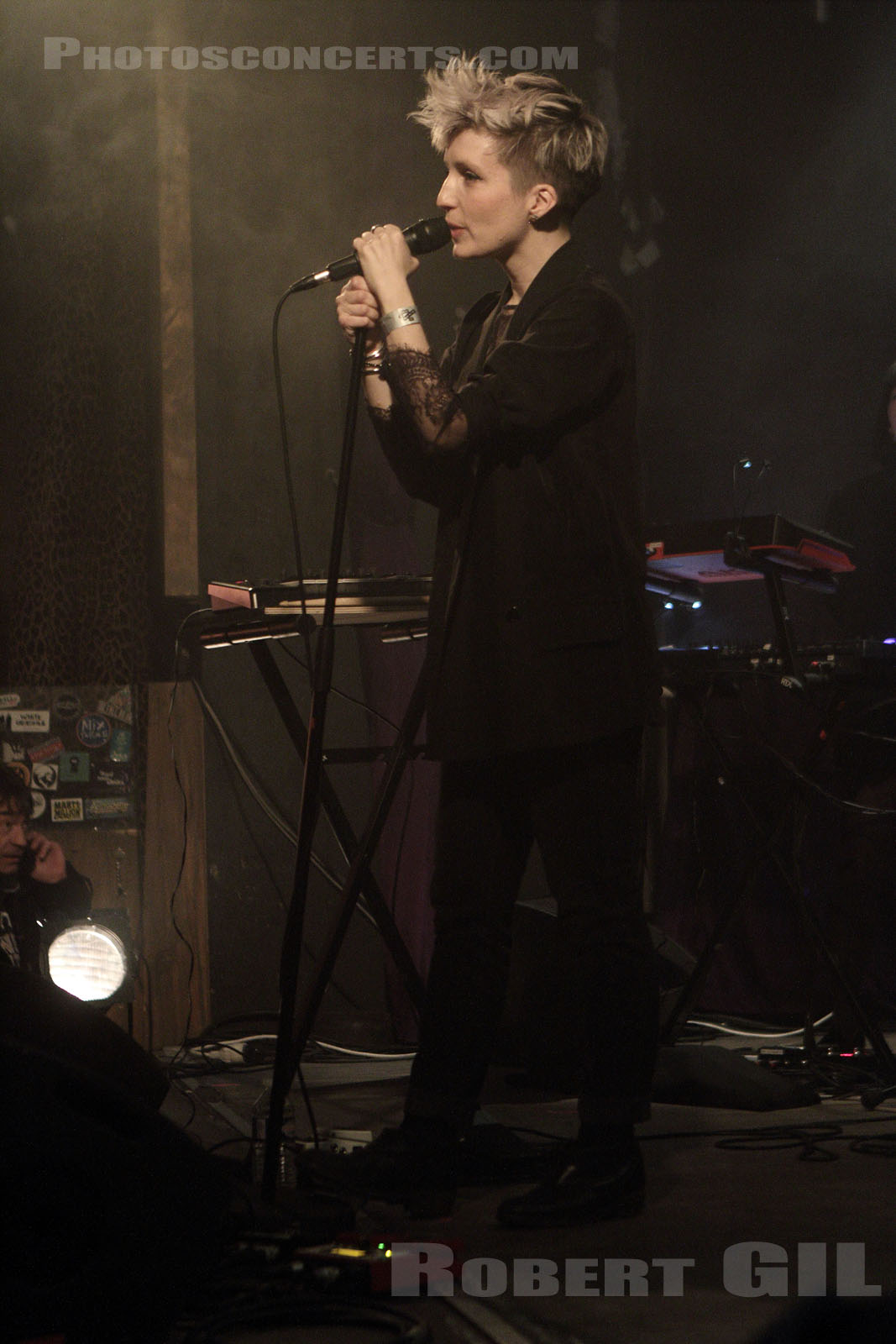 JEANNE ADDED - 2015-03-26 - PARIS - Divan du Monde