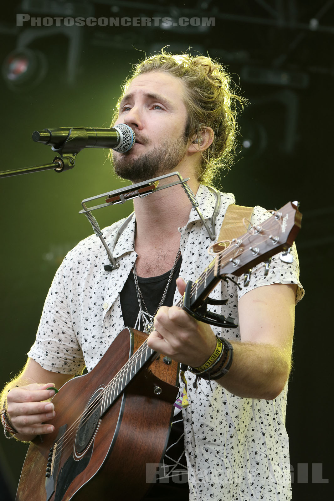 JEREMY LOOPS - 2017-07-22 - PARIS - Hippodrome de Longchamp - Main Stage 1
