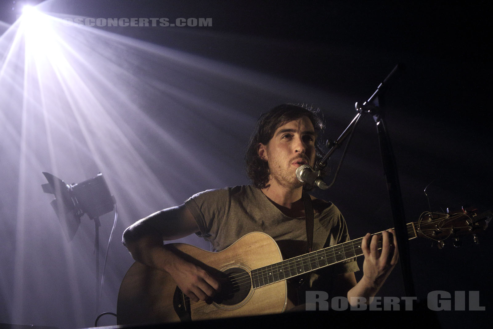 JESSE MAC CORMACK - 2015-12-07 - PARIS - Le Trianon