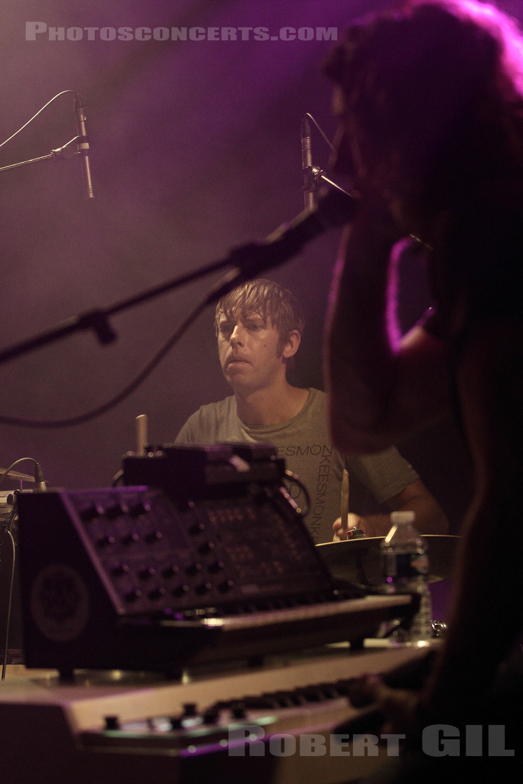 JOEL GION - 2014-09-18 - PARIS - Point Ephemere