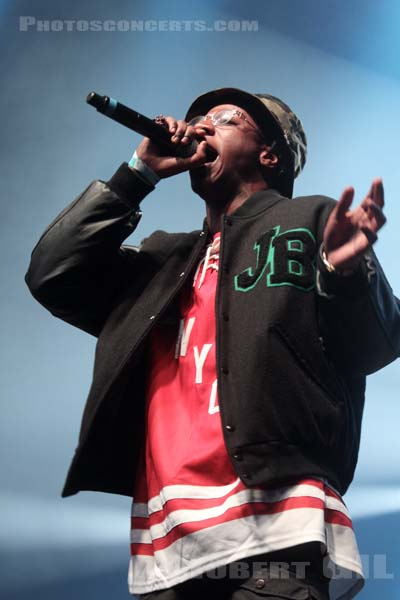 JOEY BADA$$ - 2014-08-23 - SAINT CLOUD - Domaine National - Scene de l'Industrie