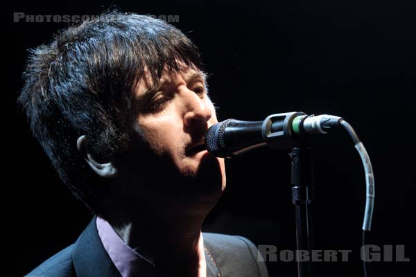 JOHNNY MARR - 2014-11-03 - PARIS - Trabendo
