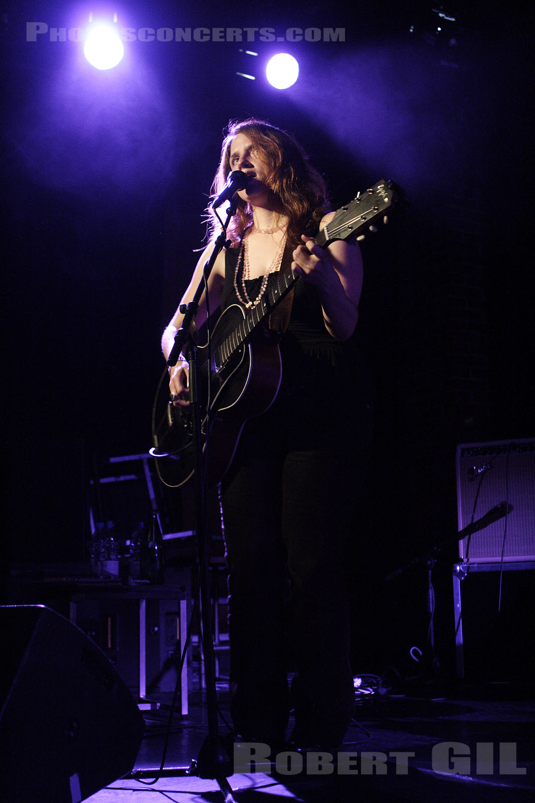 JOLIE HOLLAND - 2006-05-27 - PARIS - La Maroquinerie