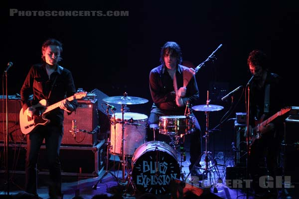 JON SPENCER BLUES EXPLOSION - 2012-12-04 - PARIS - Le Bataclan