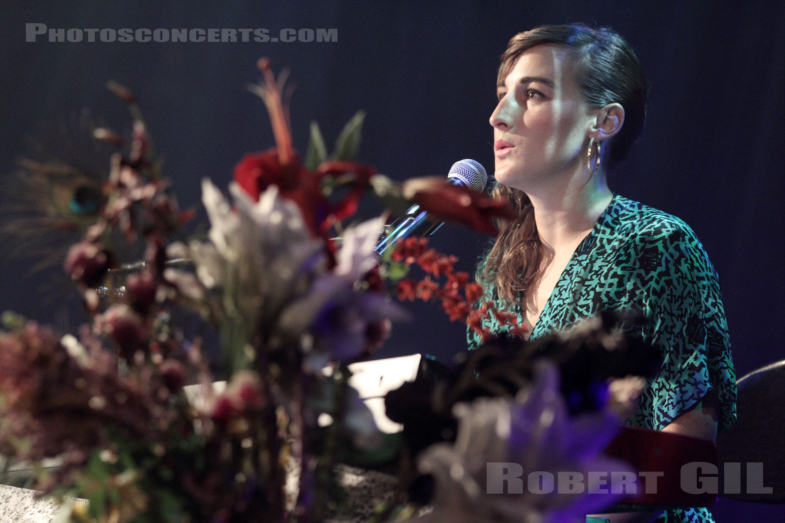 JULIETTE ARMANET - 2014-09-27 - PARIS - Le Trianon