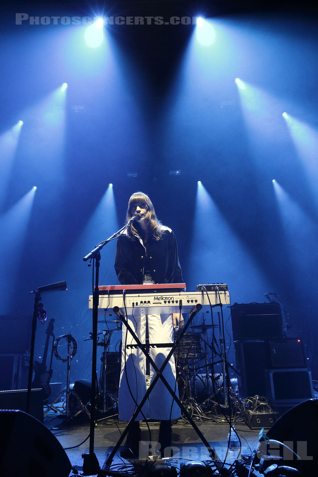 JUNIORE - 2019-01-25 - PARIS - Olympia