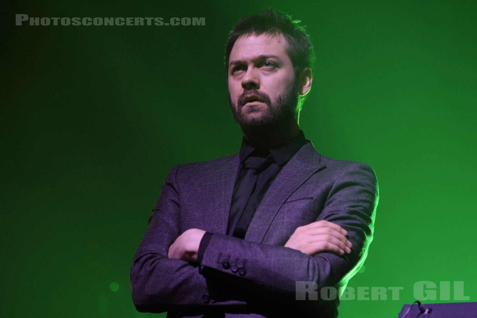KASABIAN - 2014-11-07 - PARIS - Zenith