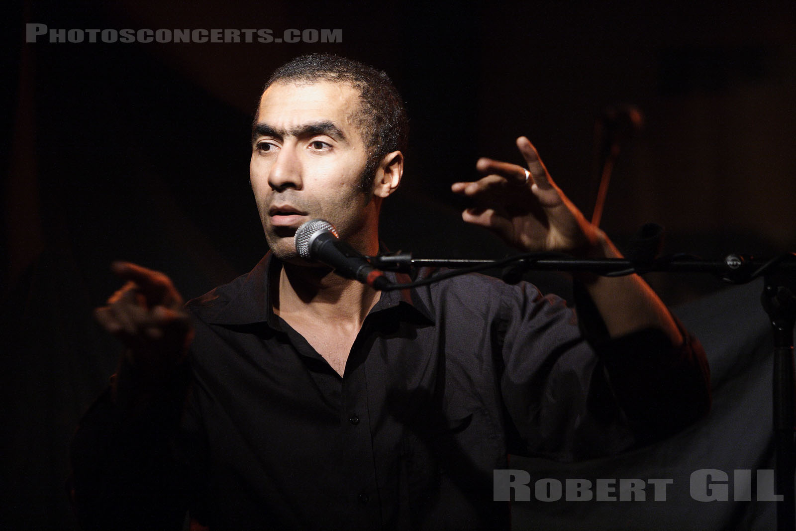 KHALID K - 2006-01-07 - PARIS - New Morning