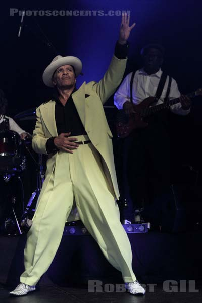 KID CREOLE AND THE COCONUTS - 2012-01-26 - PARIS - Le Bataclan