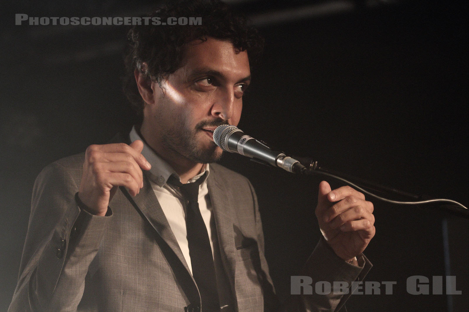 KID FRANCESCOLI - 2014-10-16 - PARIS - La Boule Noire