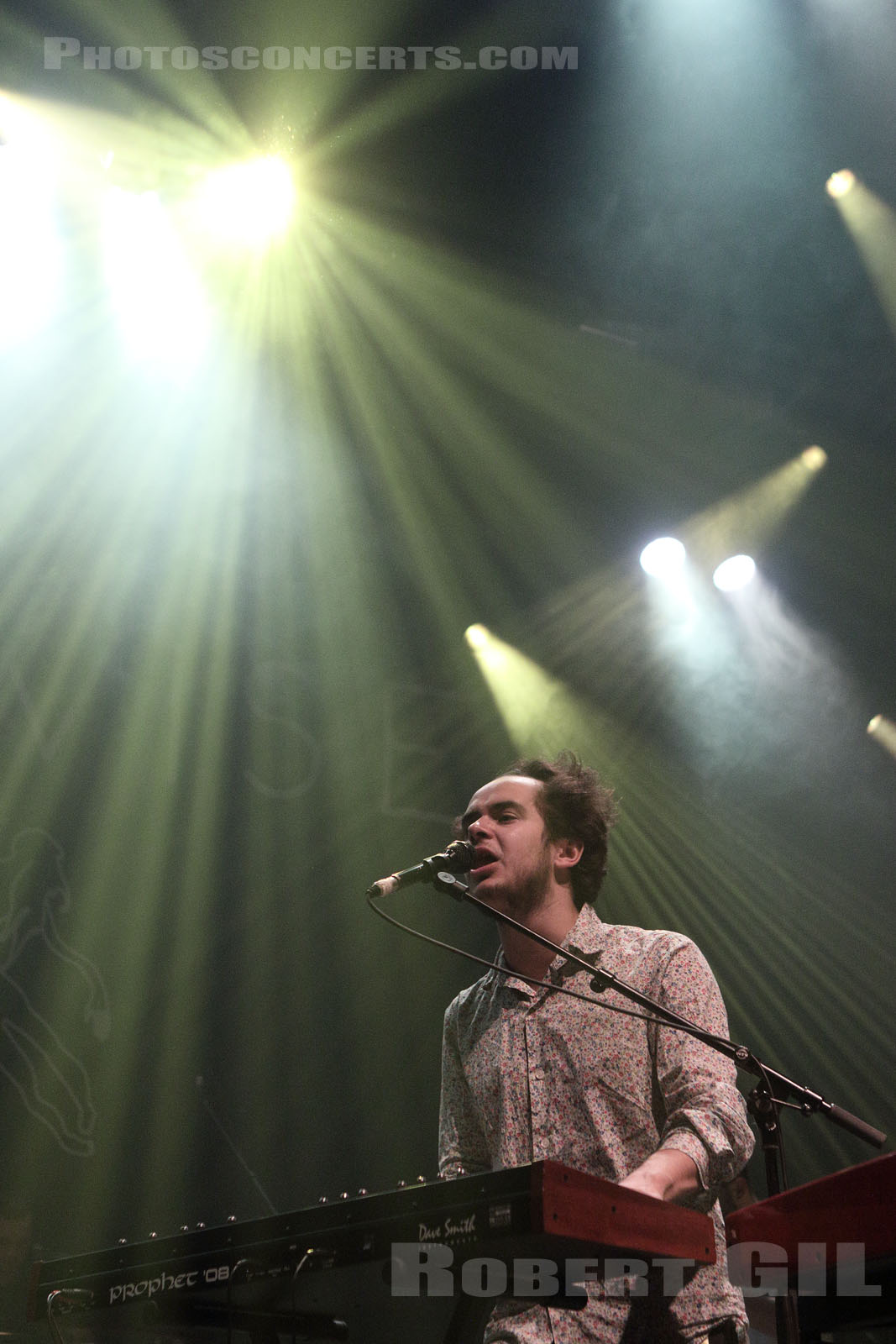 KID WISE - 2015-10-16 - PARIS - La Cigale