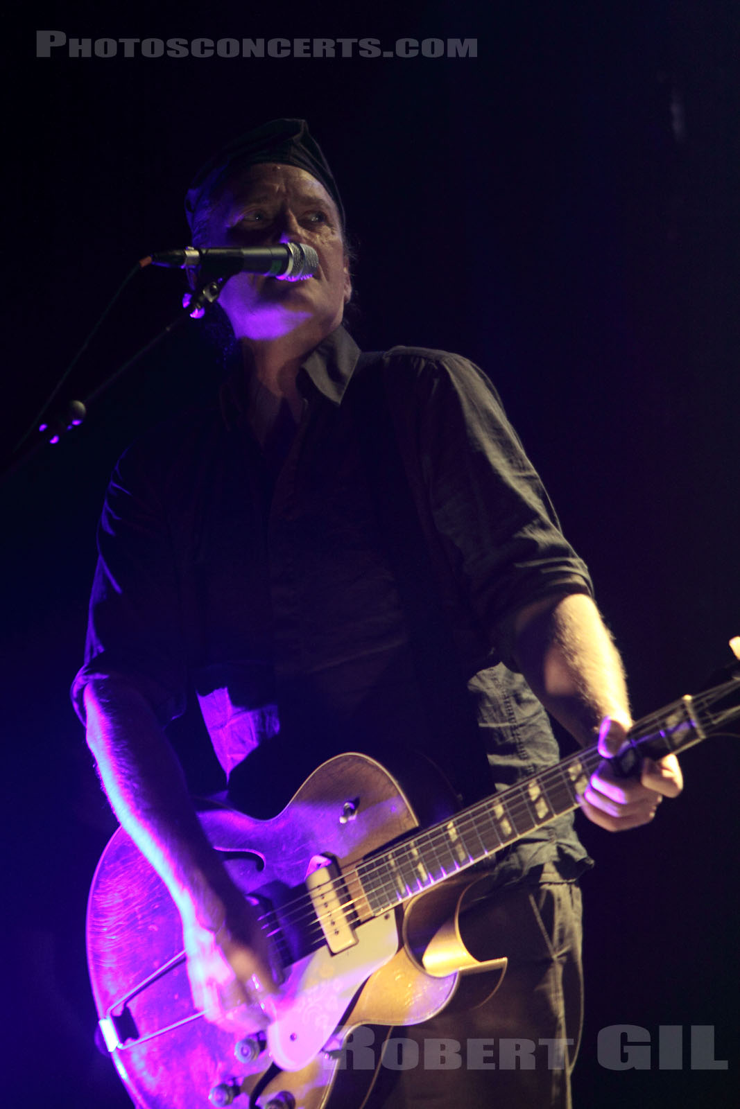 KILLING JOKE - 2010-09-27 - PARIS - Le Bataclan