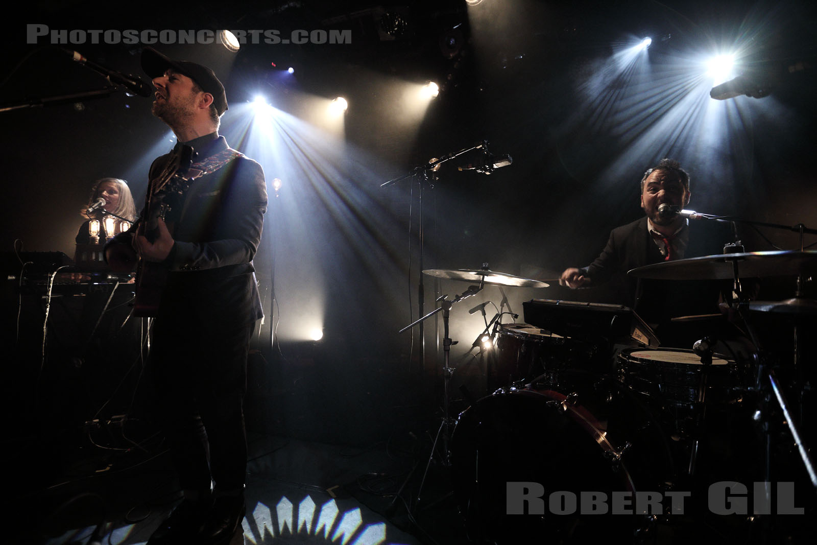 KING BISCUIT - 2020-02-16 - PARIS - La Maroquinerie