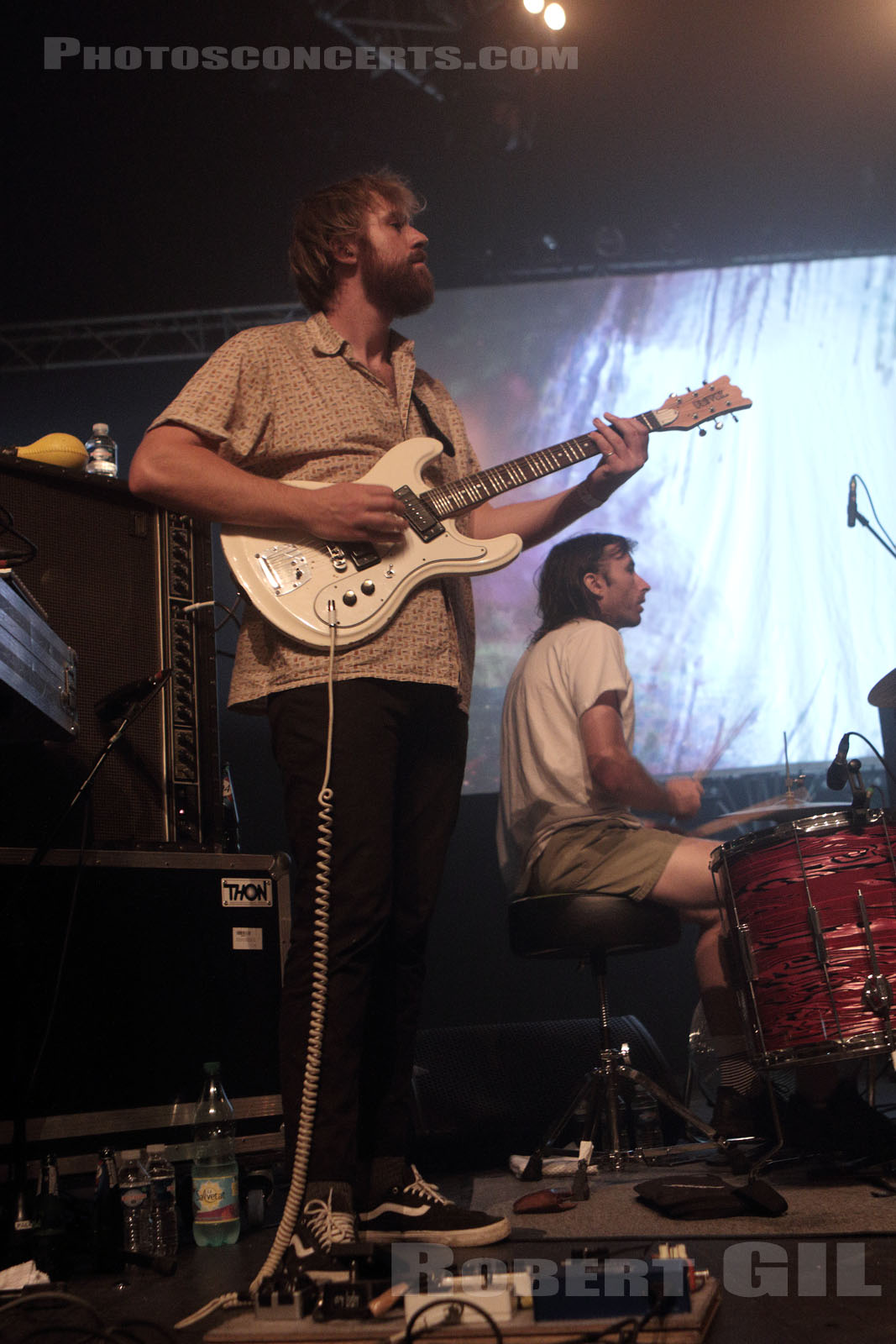 KING GIZZARD AND THE LIZARD WIZARD - 2017-06-11 - NIMES - Paloma - Grande Salle
