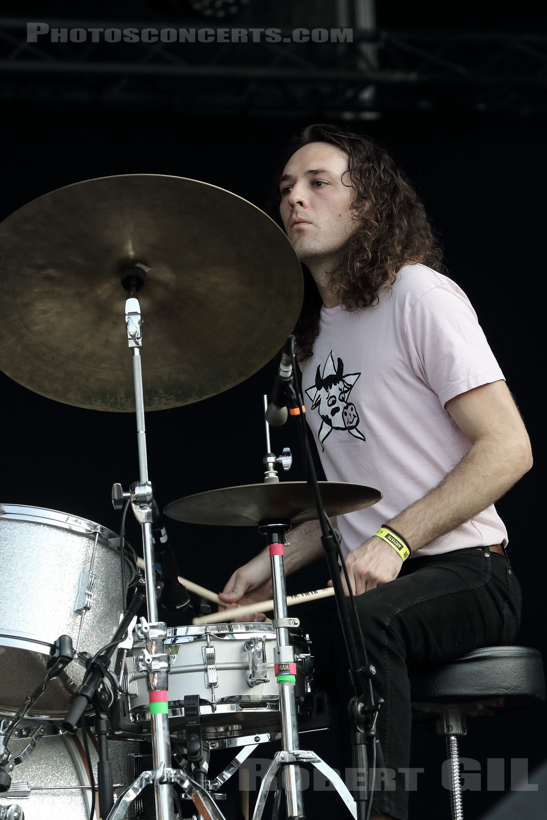 KING GIZZARD AND THE LIZARD WIZARD - 2018-08-25 - SAINT CLOUD - Domaine National - Grande Scene