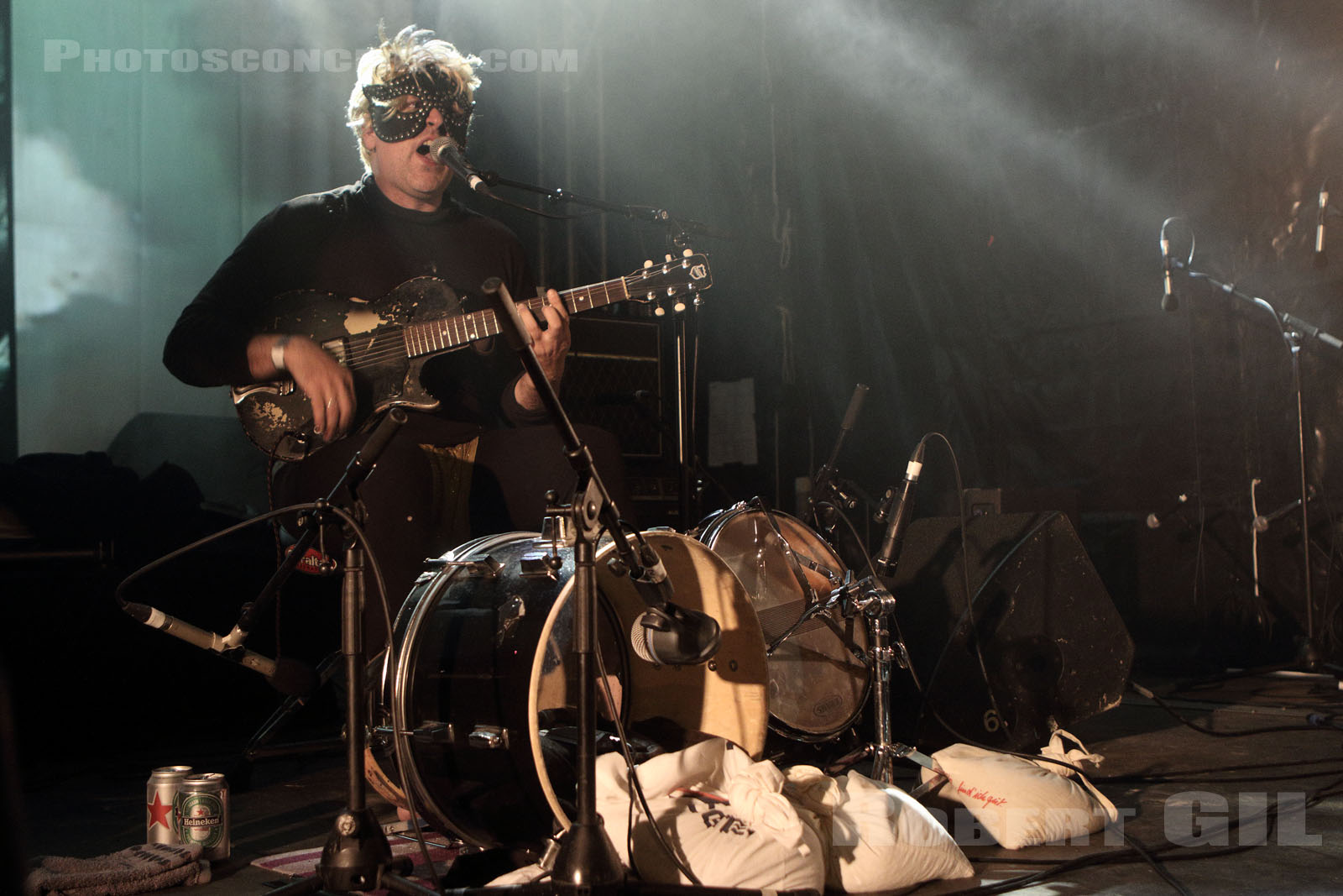 KING KHAN AND THE BBQ SHOW - 2015-09-18 - ANGERS - Le Chabada