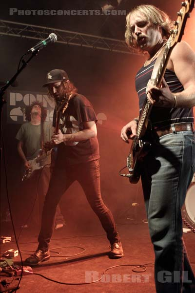 KING TUFF - 2012-09-18 - PARIS - Point Ephemere