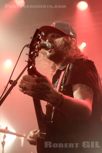 KING TUFF - 2014-12-03 - PARIS - Point Ephemere