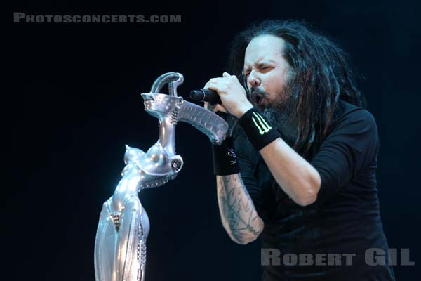 KORN - 2016-06-11 - PARIS - Hippodrome de Longchamp - Main Stage