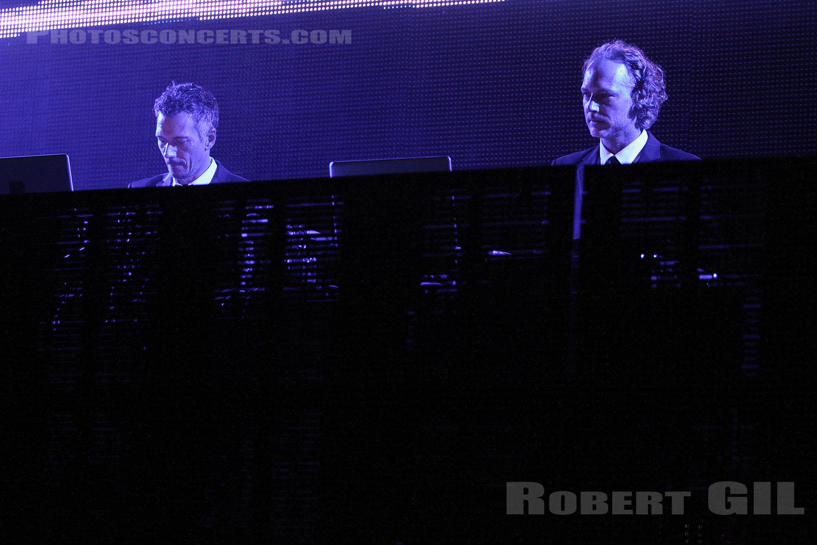KRUDER AND DORFMEISTER - 2011-09-10 - PARIS - Parc de Bagatelle
