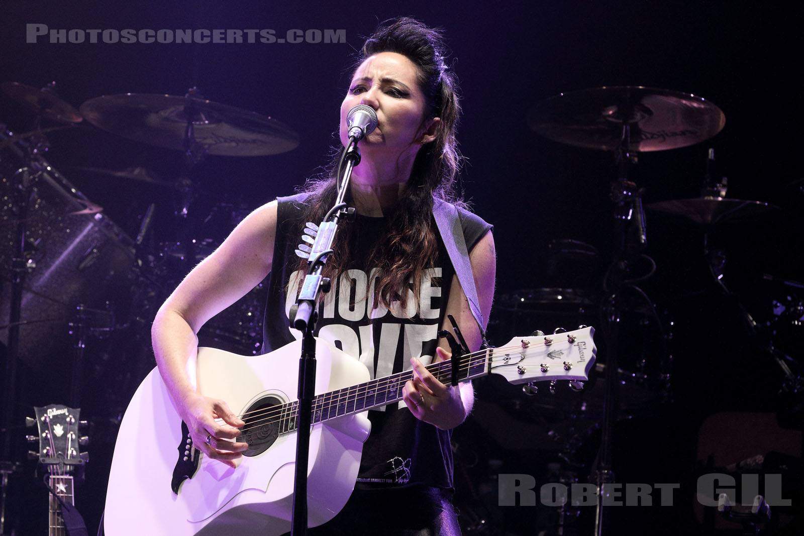 KT TUNSTALL - 2017-05-11 - PARIS - Grand Rex