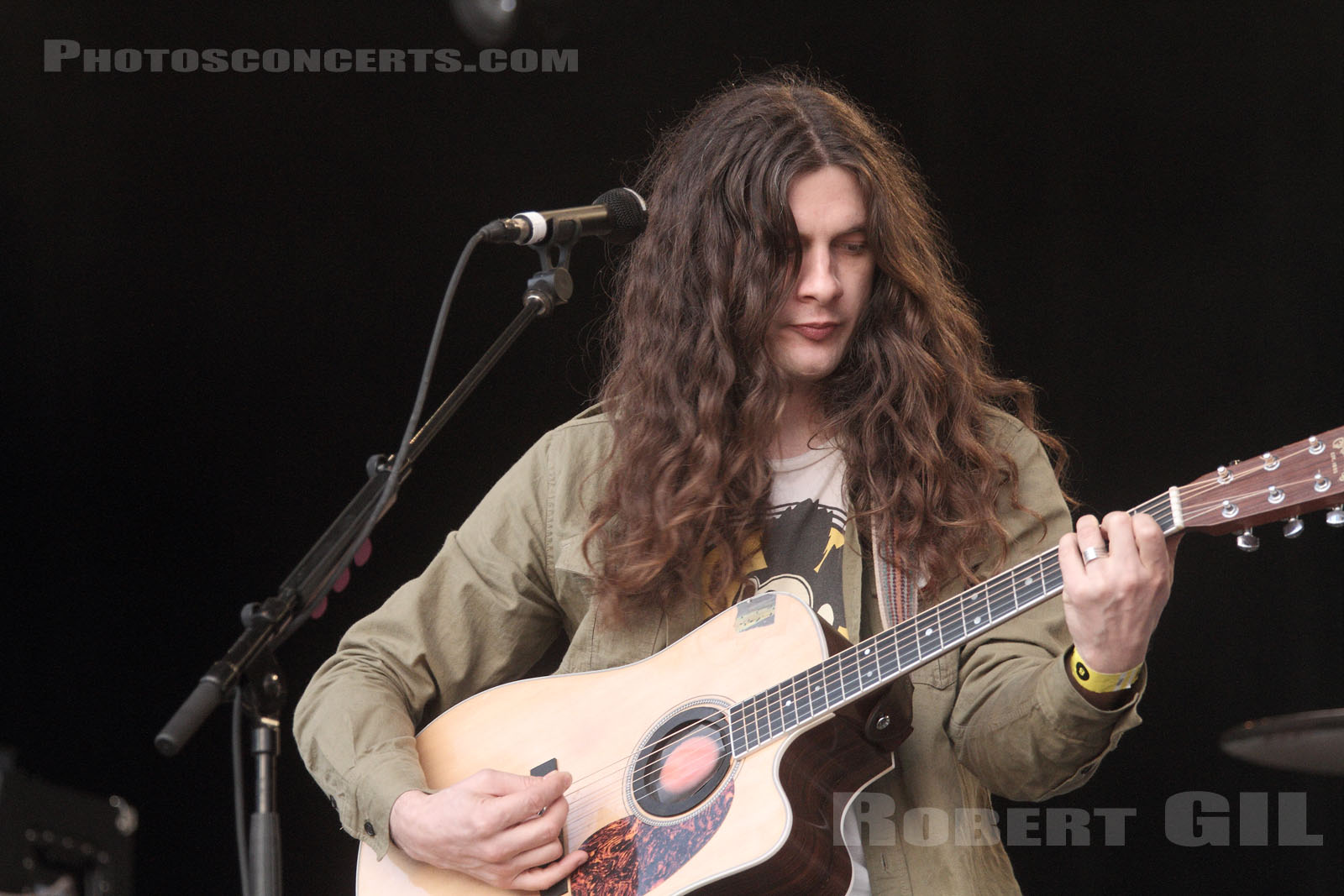 KURT VILE AND THE VIOLATORS - 2014-08-14 - SAINT MALO - Fort de St Pere
