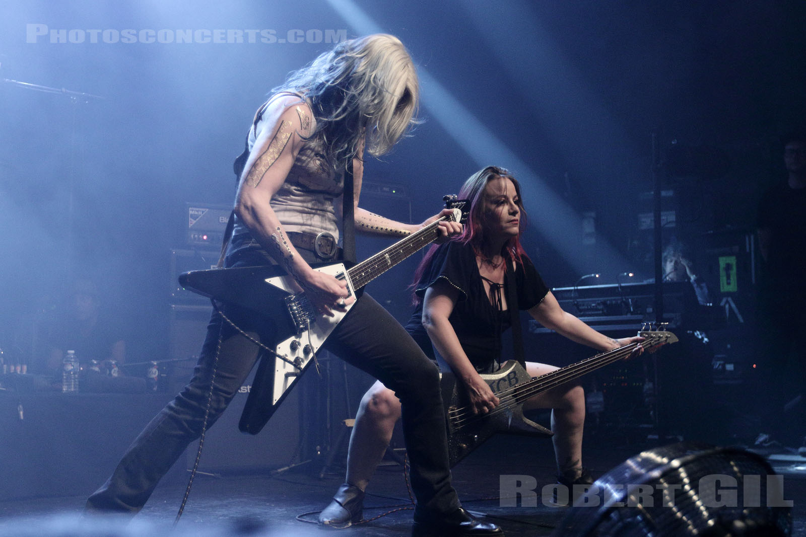 L7 - 2018-06-13 - PARIS - La Cigale