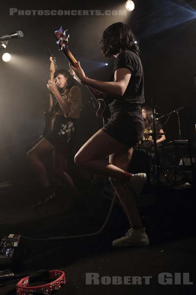 LA LUZ - 2018-09-20 - PARIS - Point Ephemere