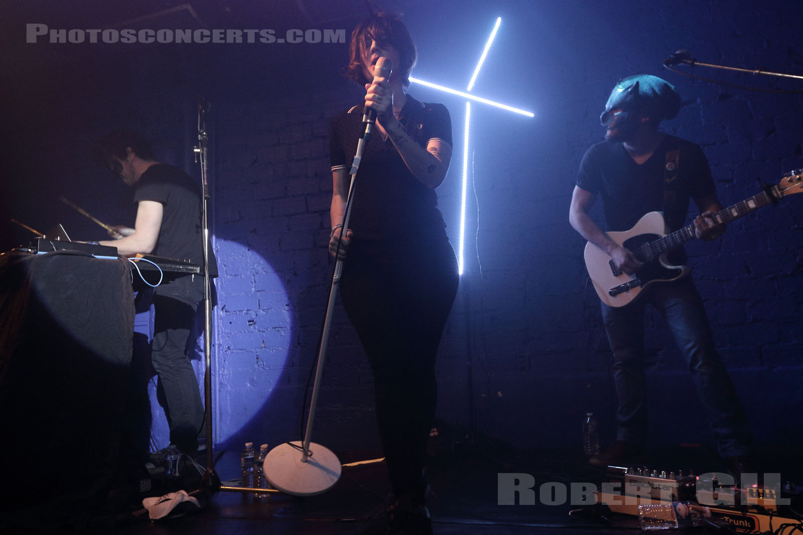 LA PIETA - 2018-03-16 - PARIS - La Chaufferie (du Moulin Rouge)