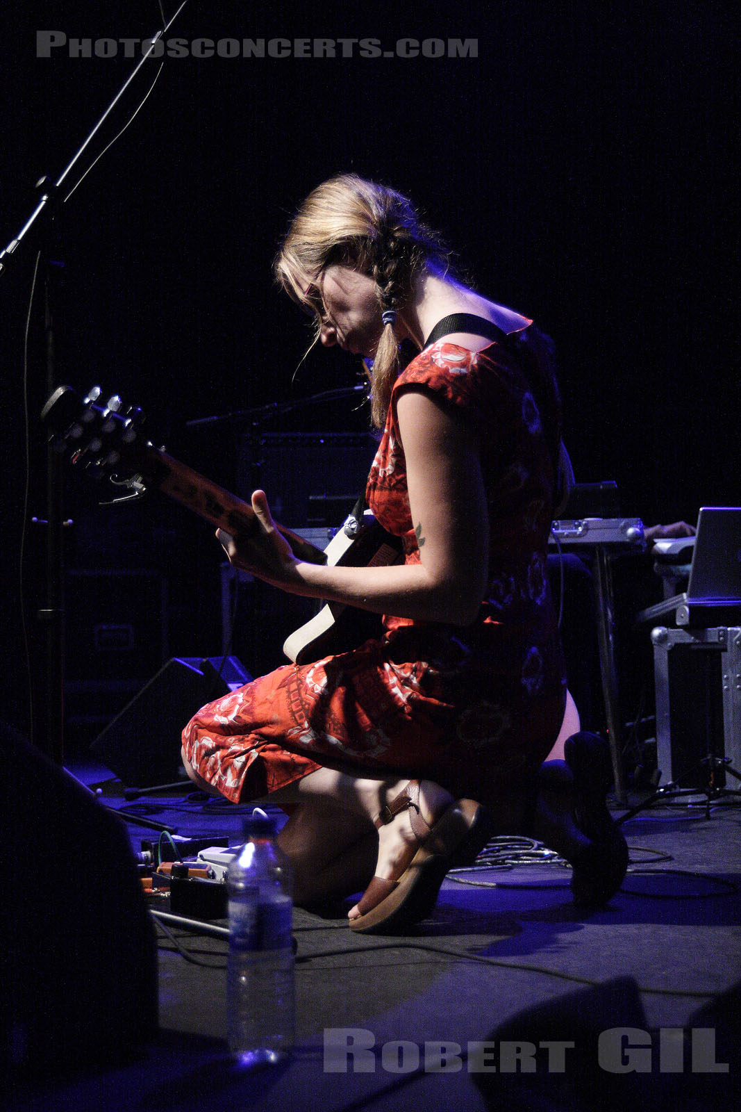 LAURA VEIRS AND THE TORTURED SOULS - 2005-10-05 - PARIS - La Cigale