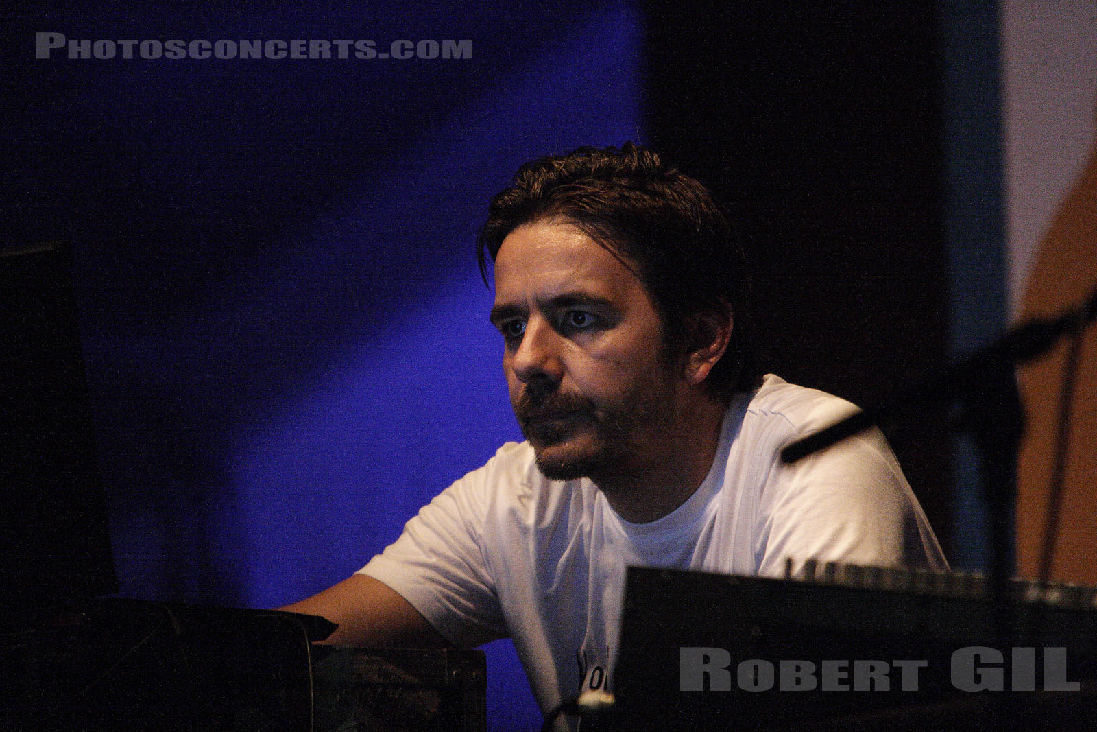 LAURENT GARNIER - 2006-07-07 - PARIS - Hippodrome de Longchamp